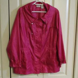 Cico's Zenergy Pink Jacket